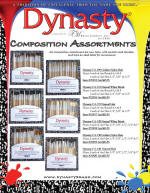 Dynasty Composition Assortment Artist Brushes